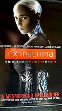 EX MACHINA ~ DVD cyborg girl sexual robot doll ALICIA VIKANDER Sci-Fi winner!