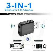USB Wireless Bluetooth 5.0 Stereo Audio Music Transmitter Adapter For TV Laptop