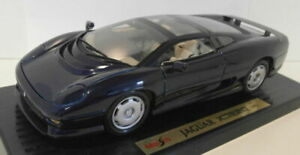 Maisto 1/18 scale Diecast - 31807 Jaguar XJ220 1992 Dark blue