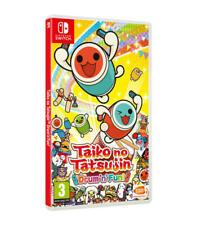 Nintendo Switch Taiko No Tatsujin: Drum'n Fun - NUEVO (Nunca Abierto)