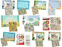 REWARD CHART & STICKERS - Teacher Aid Potty Training Chart School Childrens