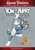 Tom & Jerry: Spotlight Collection 2 (DVD,2005) (hbrdh649641d)