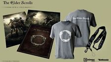 THE ELDER SCROLLS ONLINE - Merchandise Pack - Limited Edition - SEALED Promo