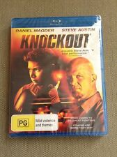 Knockout Bluray (Brand new sealed)