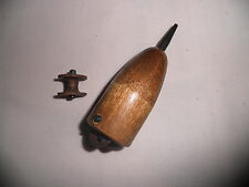 New listing Fly Tying Bobbin (Wooden Antique 1941)