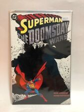 SUPERMAN: The Doomsday Wars - Book One (1998) NM UNREAD
