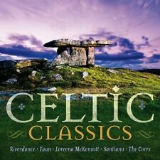 CELTIC CLASSICS 2 CD NEW+ - THE CORRS. FAUN, SANTIANO, CELTIC WOMAN, NEIL MARTIN