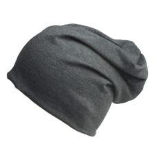 Men Women Knit Plain Beanie Cap Soft Ski Hat Solid Casual Winter Hats Caps