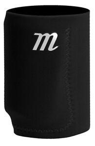 Marucci Baseball Wrist Guard -Made w/DuPont™Kevlar® -Black Adult XS, S, M, L, XL