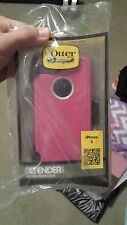 Pink iphone 5 otterbox
