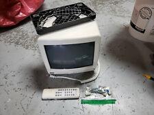 "Panasonic 11"" Color Tv Ct-10R11S With Original Remote"