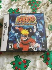 Naruto: Ninja Destiny NDS New Nintendo DS