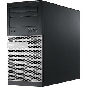 Dell Optiplex 9020 1TB, Intel Core i7 4th Gen., 3.4GHz, 8GB PC