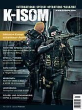 K-ISOM 1/15 Internat. Special Operations Magazin d. Elite & Spezialeinheiten NEU