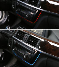 For BMW F30 F3X 3 4 M3 M4 Illuminated LCI AC/radio Trim Set Retrofit LED Y adapt