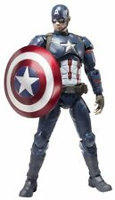 S.H.Figuarts CAPTAIN AMERICA CIVIL WAR Ver Action Figure BANDAI NEW from Japan