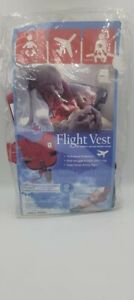 SM INFANT Baby B'Air AIRLINE FLIGHT VEST Airplane SAFETY BAir Seat Belt Harness