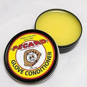 PECARD Baseball Glove Conditioner 2.5 Ounce Tin, Softener, Waterproofer, Cleaner