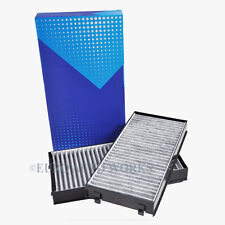 BMW AC Cabin Air Filter Charcoal Carbon Premium 48294/45586 x2pcs