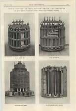 1924 Amp 1875 kV monofásica bobina de transformador