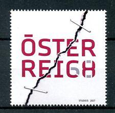 Austria 2017 MNH Outlook 2050 Visions for Future Tensile Test 1v Set Stamps