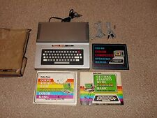 1980s Radio Shack Tandy TRS-80 Color Computer Complete in Box Tested Working