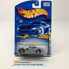 Lotus M250 #25 * Silver * 2001 Hot Wheels * E22