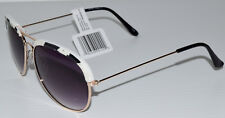 "PERVERSE ""Rock On"" Black & White Marble Women's Sunglasses Polycarbonate UV400"