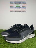 Nike Air Zoom Pegasus 36 Shield Cool Grey Black AQ8005-003 Men's Running Shoes