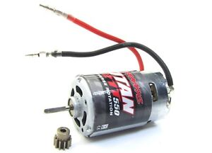 TRX-4 DEFENDER - MOTOR (titan 550 reverse rotation (21-turn Traxxas 82056-4