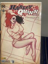 Harley Quinn # 1 Special CGC Lootchest Adam Hughes Variant German Edition