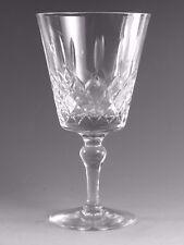 "STUART Crystal - KNIGHTSBRIDGE Cut - Water Glass / Glasses - 6 1/2"" (1st)"