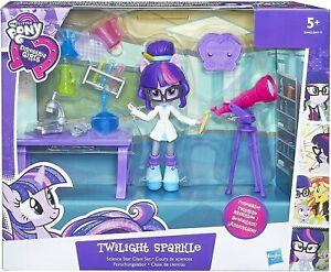 MY LITTLE PONY Equestria Girls Minis Twilight Sparkle Science Star Class - NEW