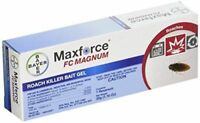 Bayer Maxforce FC Magnum Roach Killer Bait Gel, NEW