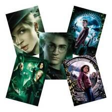 Panini Harry Potter Saga (2020) Complete Set Of All 50 Hybrid Cards FREEPOST!