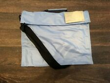 Book Bag Extendable School Uniform Shoulder Bag Brand New Blue Shower Proof