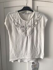 Size 10 Newlook Cream Top