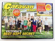 Caravan & Motorhome On Tour DVD  - Iss 201 - Victoria's Best-kept Secret
