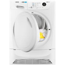 Zanussi ZDH8333P 8kg Heat Pump Condenser Tumble Dryer White