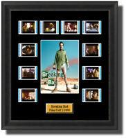 Breaking Bad Season One 2008 Framed 35mm Film Cell Memorabilia Filmcells