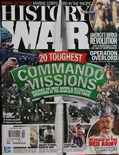 History of War UK 20 Toughest Commando Missions Red Army #19 FREE SHIPPING
