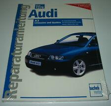Reparaturanleitung Audi A3 Typ 8L Limousine + Quattro 1,9 Liter Diesel 2000-2004