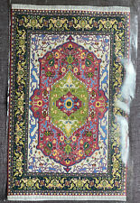 1/6 scale Dollhouse Persian Carpet , Bellissimo
