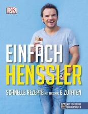 Steffen-Henssler-Bücher über Kochen & Genießen als gebundene Ausgabe