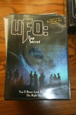 UFO: TOP SECRET - DVD - WATCHED ONCE!!