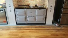 *READY TO GO*PEARL ASHES 4 OVEN AGA ,FULLY RECONDITIONED 5 YR GURANTEE