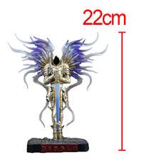 "Diablo 3 Arch Angel Tyrael Statue Collectible watch 28cm 11"" Figure New no box"