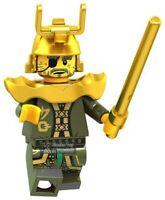 Ninjago Hutchins Ninja Spinjitzu Wu Custom Lego Mini Figure Lloyd Kai Army Toy