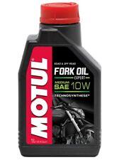 Motul Fork Oil Gabelöl Expert Medium 10W Motorrad Roller Enduro Chopper Cross