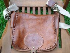 MULBERRY vintage darwin leather oak tan Martha messenger  bag genuine